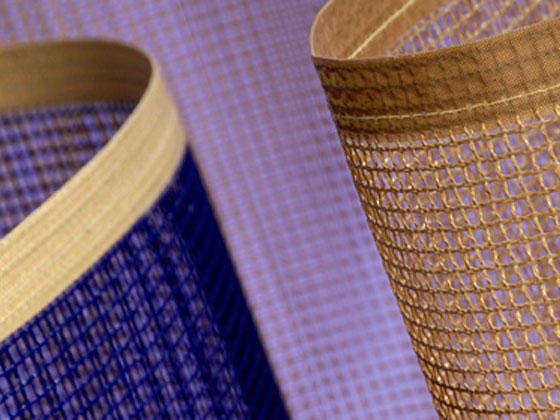 Coloured Mesh Belts