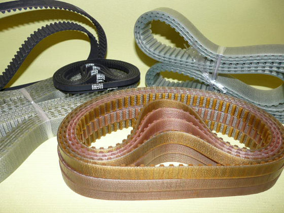 Endless Standard Belts