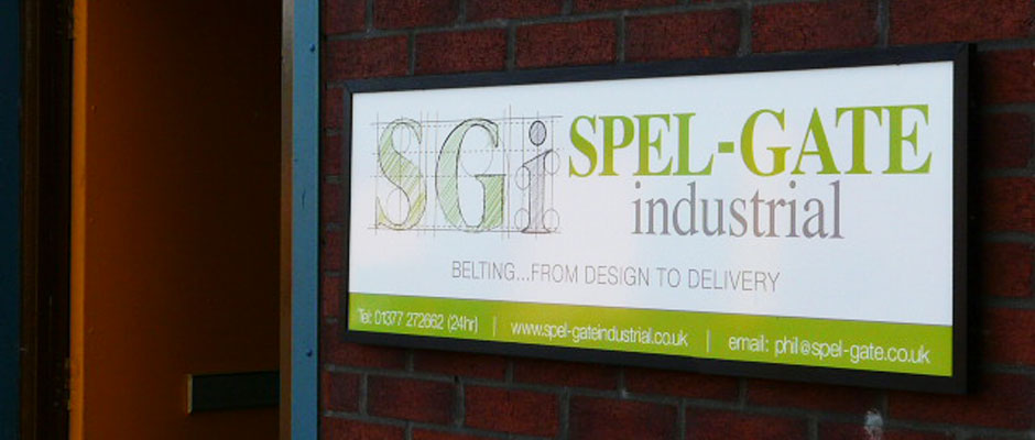Spel-Gate Industrial Building